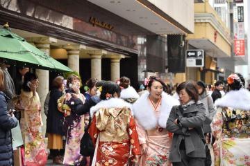 Jepang Turunkan Penetapan Usia Dewasa Dari 20 Tahun Menjadi 18 Tahun