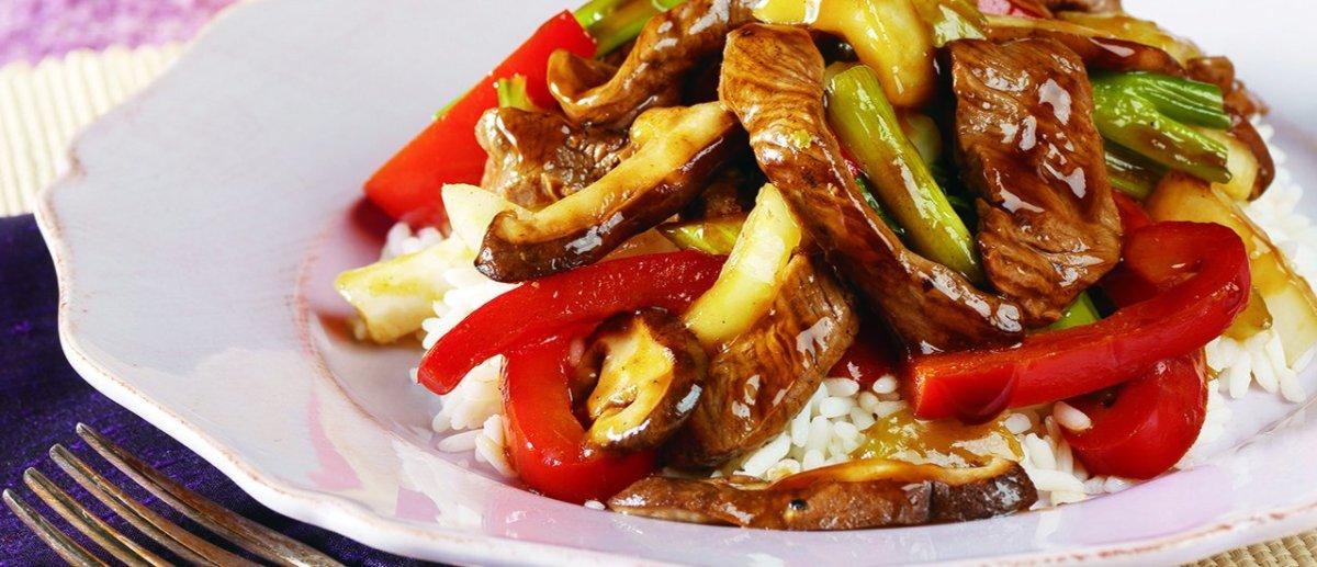 Resep Mudah Membuat Japanese Beef Stir Fry
