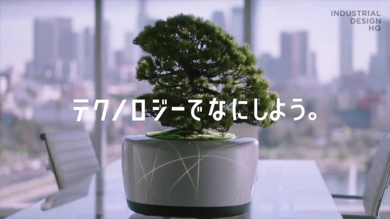 Sebuah Teknologi Yang Membuat Pohon Bonsai Bisa Berbicara