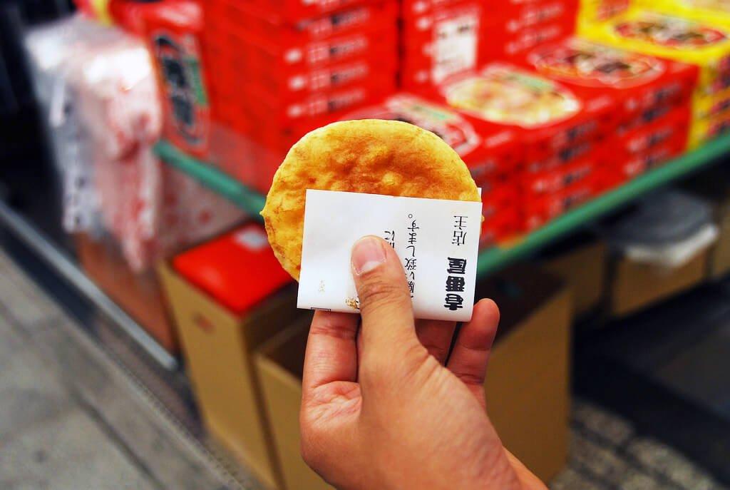 8 Snack Halal Untuk Para Traveler Muslim Di Jepang