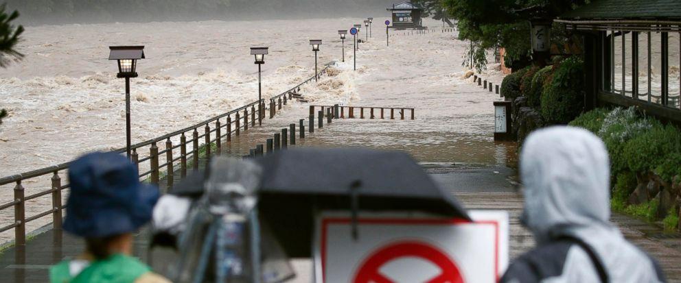 Faktor Penyebab Banyaknya Korban Dalam Bencana Hujan Lebat Jepang