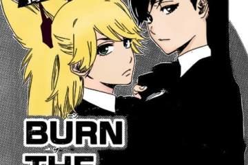 Tite Kubo Ciptakan Manga Sekali Habis Yang Berjudul Burn the Witch