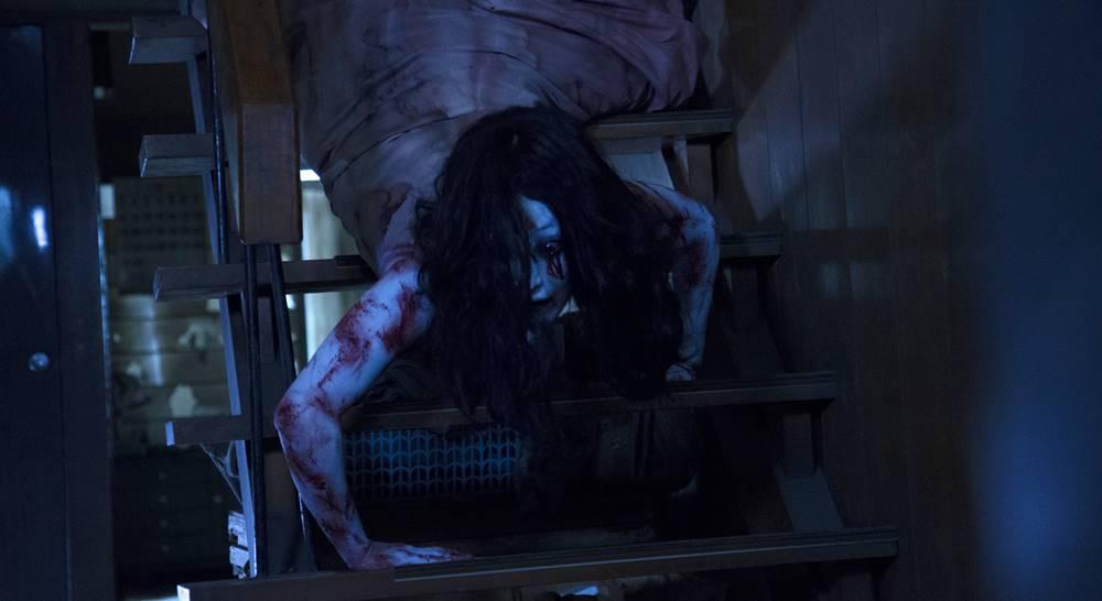 Legenda Kayako Yang Terkenal Dalam Film Horror The Grudge