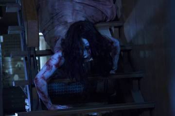 Legenda Kayako Yang Terkenal Dalam Film Horror The Grudge