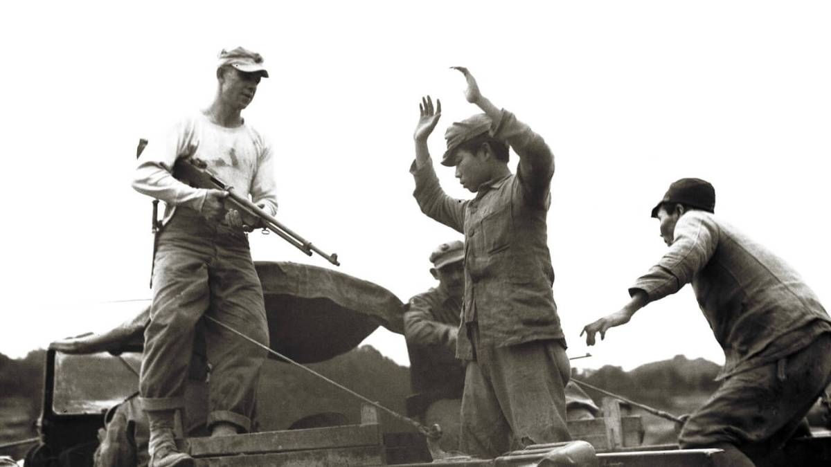 Film Dokumentasi Tentang Rahasia Peperangan Okinawa