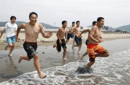 Pantai Yang Hancur Karena Tsunami 2011 Akhirnya Dibuka Kembali Untuk