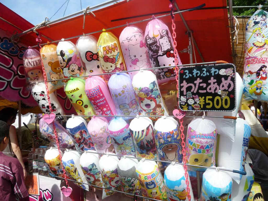 15 Jajanan Jepang Yang Sering Hadi Di Festival