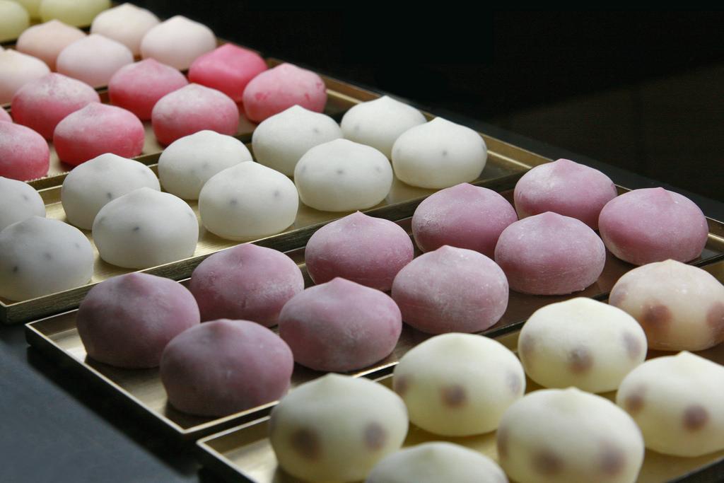 Kue Mochi Jepang