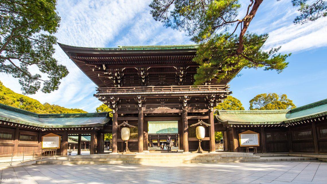 Kuil Meiji Jingu Ungkapan Rasa Cinta Penduduk Tokyo Kepada Kaisar Meiji 2