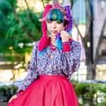 Lisa Terinspirasi Gaya Boneka Wanita Harajuku Dengan Gaya Jalanan featured