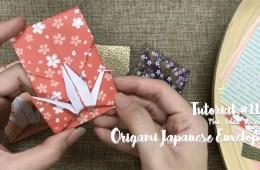 Lipatan Origami Untuk Membuat Amplop Khas Jepang