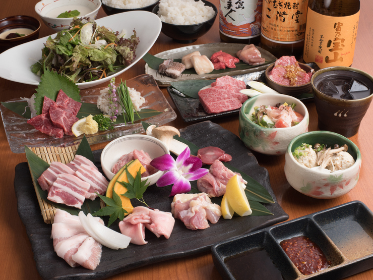Teppanyaki Hakata Tenjin Horumon