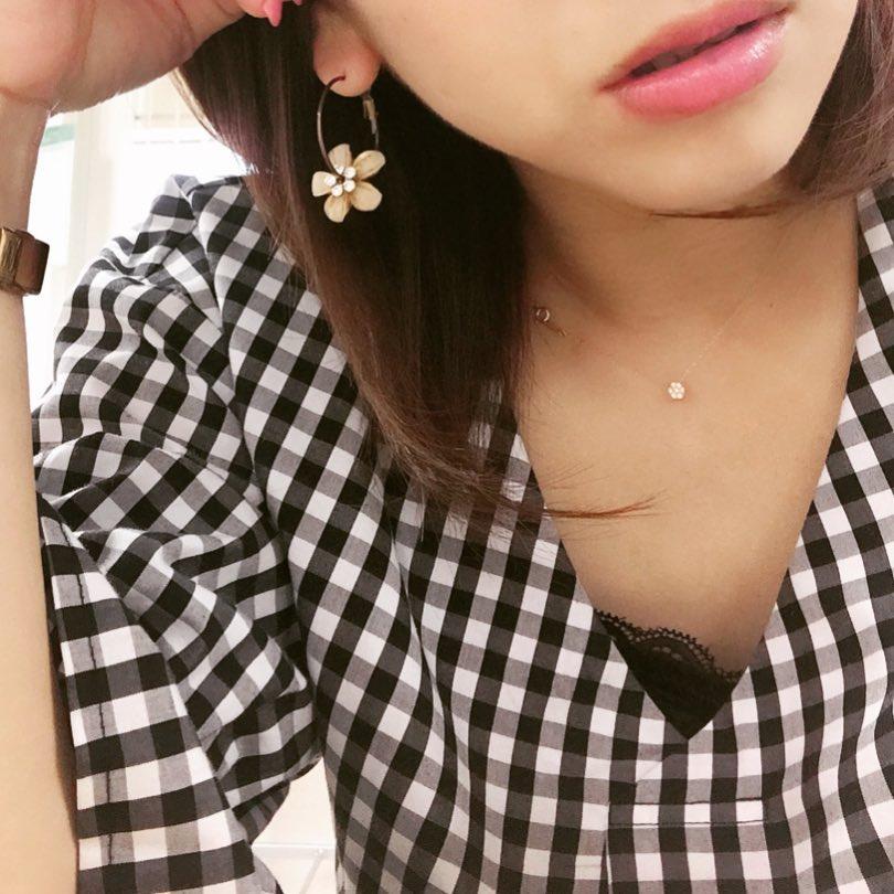 gangham Check Trend Fashion Jepang 2018 Untuk Wanita 2