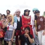 3 Cosplayer Terkenal Datang Memeriahkan Kompetisi Cosplay Di Megapark Medan