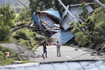 Gempa Kembali Mengguncang Jepang Pada Area Pulau Hokkaido