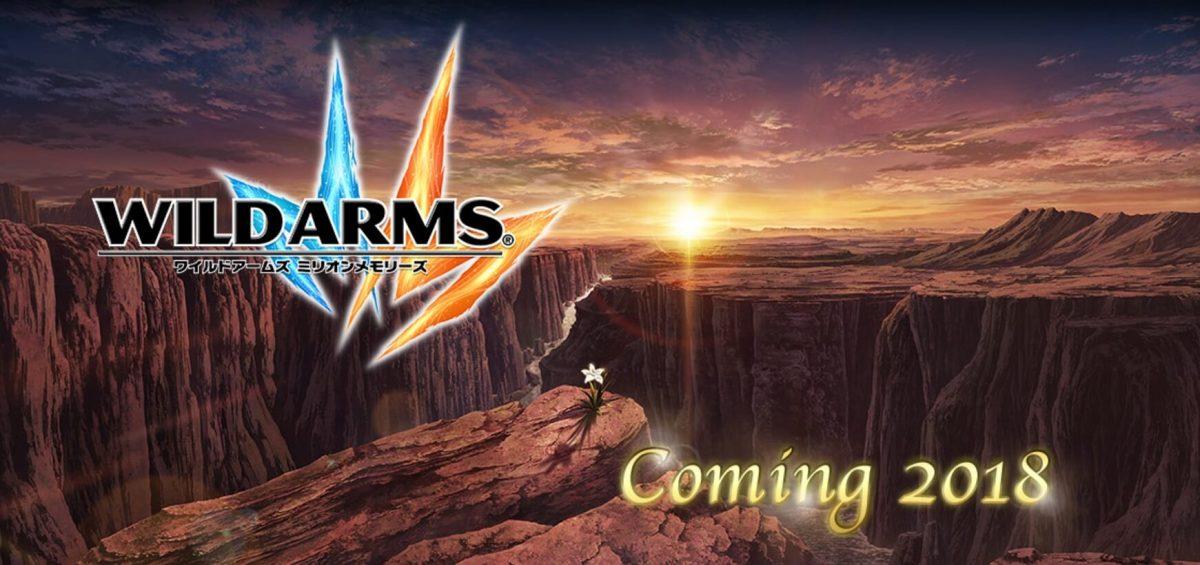 Game Wild Arms Million Memories Akan Hadir Untuk Perangkat Smartphone
