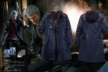 Jaket Asli Dante Dan Nero Devil My Cry 5 ! Bisa Kamu Dapatkan Dengan Harga..