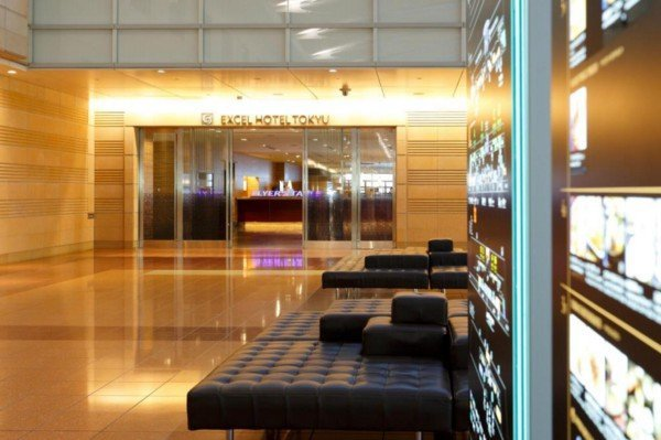 Haneda Excel Hotel Tokyu 3