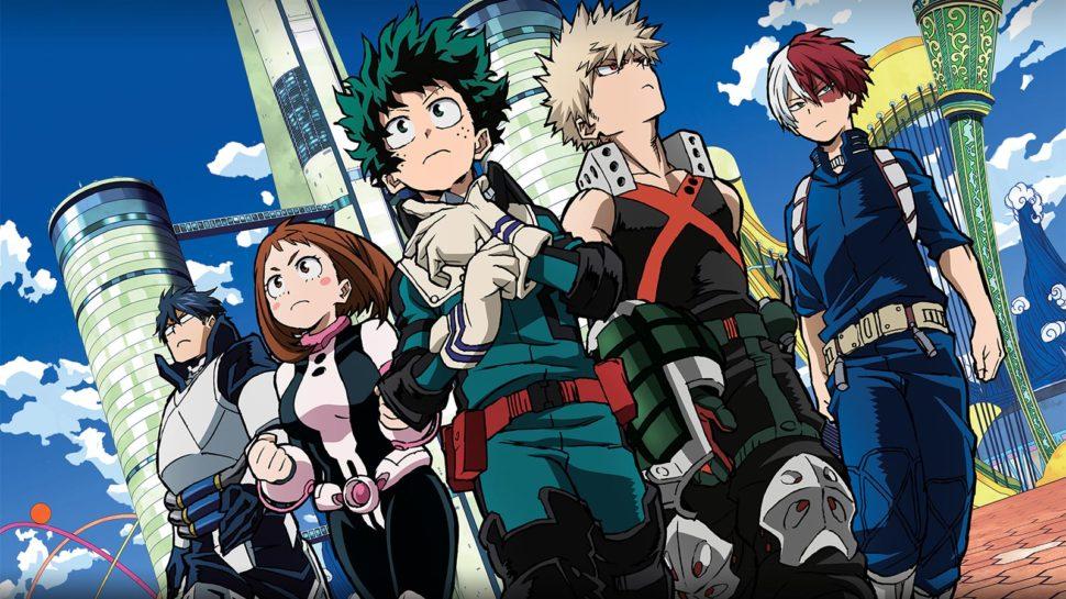Live Action Hollywood Dari Anime My Hero Academia, Akankah Baik Atau Buruk ?
