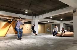 Taman Bermain Dari Kain, Inovasi Baru Dari Desainer Jepang