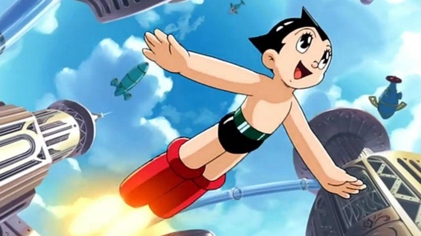 Astro Boy 鉄腕アトム Tetsuwan Atomu;
