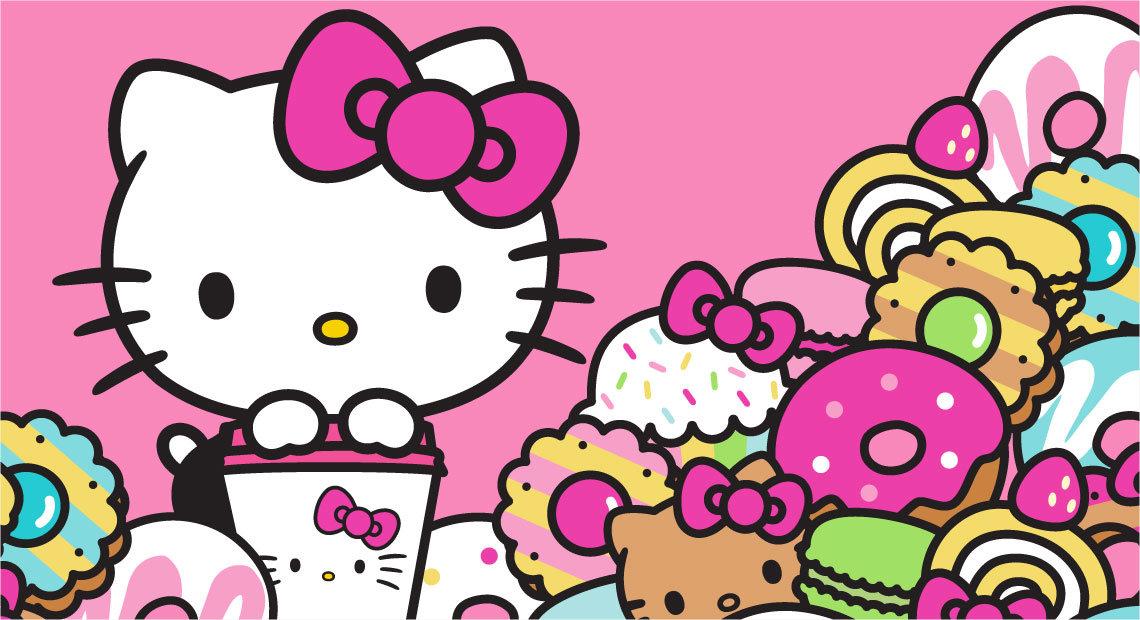 Hello Kitty (ハローキティ Harōkiti)