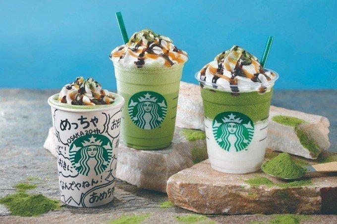 "Jangan Sampai Kehabisan ! Minuman Matcha ""Osaka Limited"" Dari Starbuck Jepang"