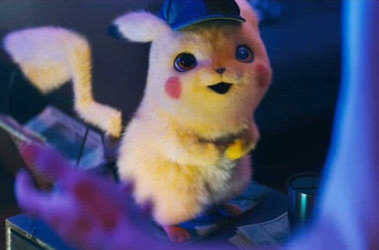 Trailer Pertama Dari Film Pokemon Detective Pikachu Bikin Heboh Netizen