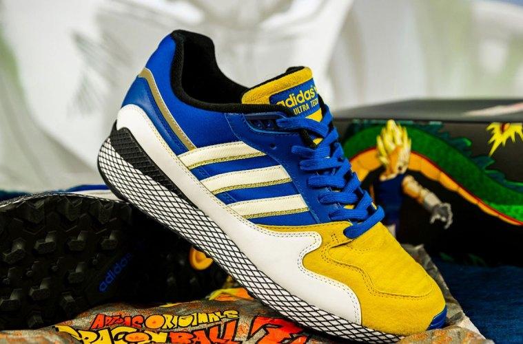 Adidas Kembali Rilis Sepatu Khusus Edisi Dragon Ball Z !