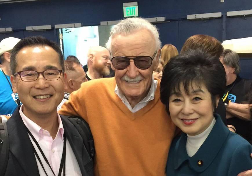 "Kematian Pencipta Marvel ""Stan Lee"" Buat Duka Mendalam Untuk Sejumlah Fans Di Jepang"