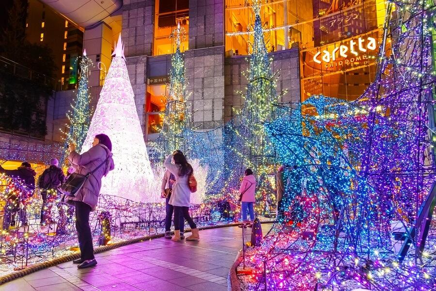 Penasaran Seperti Apa Kondisi Hari Natal Di Jepang ? Yuk Simak Penjelasannya Disini !