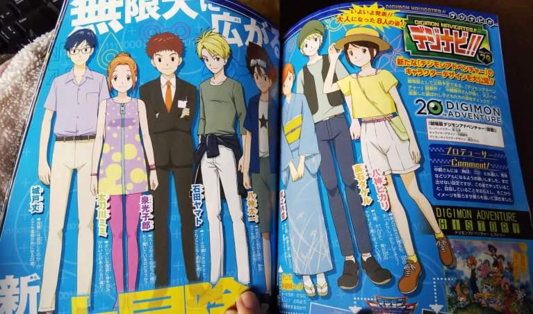 Penggemar Digimon Harus Siap-Siap Nostalgia Dengan Hadirnya Film Terbaru Dari Franchise Populer Ini Pada Tahun 2019 Mendatang !