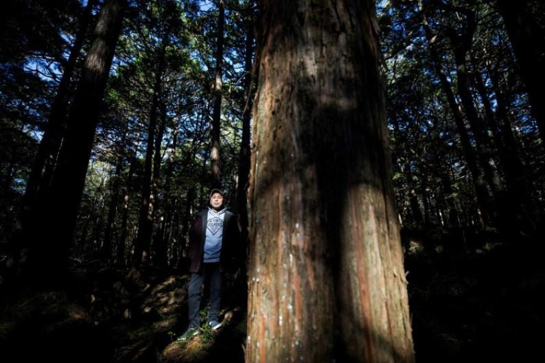 Perjuangan Seorang Kyochi Watanabe Untuk Membersihkan Reputasi Hutan Aokigahara Yang Terpuruk Karena Fenomena Bunuh Diri
