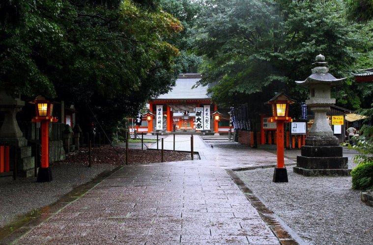 Wisata Religi Dan Menelusuri Sungai Yang Eksotis ? Bisa Anda Rasakan Di Sepanjang Kumano Kodo !
