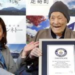 Jepang Kembali Kehilangan Pria Tertua Di Dunia Pada Usia Ke 113