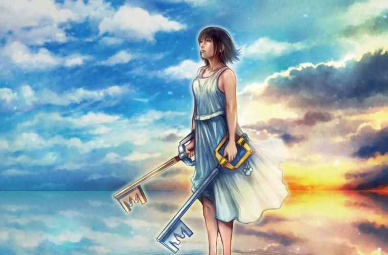 """Jelang Rilisnya Kingdom Hearts III, Lagu Utada Hikaru """"Face My Fears"""" Memasuki Peringkat 100 Besar Dalam Tangga Musik Billboard !"""