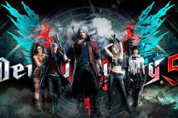 CAPCOM Rilis Extended Video Trailer Devil My Cry 5 Bersama Penyanyi Terkenal HYDE