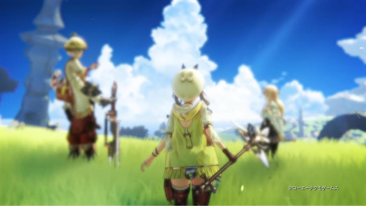 Gust Corporation Luncurkan Teaser Trailer Untuk Seria Gamel Atelier Terbarunya