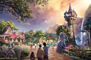 DisneySea Resmikan Proyek Penambahan Lokasi Baru Yang Disebut Fantasy Springs