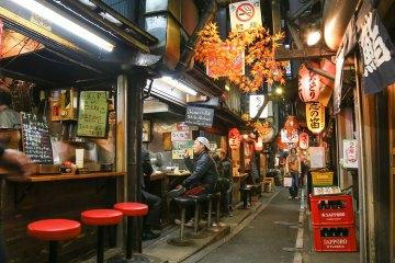 5 Izakaya Terbaik Di Kota Tokyo Pilihan Artforia