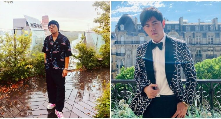 Disangka Pimpinan Yakuza, Ternyata Jay Chou Sedang Berlibur Di Jepang !
