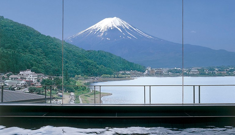 5 Onsen Terbaik Dengan Pemandangan Gunung Fuji Di Area Danau Kawaguchi