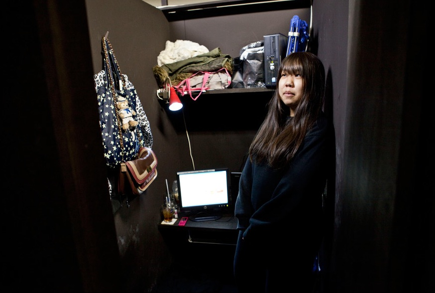 Menguak Sisi Gelap Kehidupan Cyber-Homeless Di Jepang