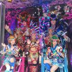 Masuk Dan Mencoba Restoran Robot Di Kabukicho Tokyo !