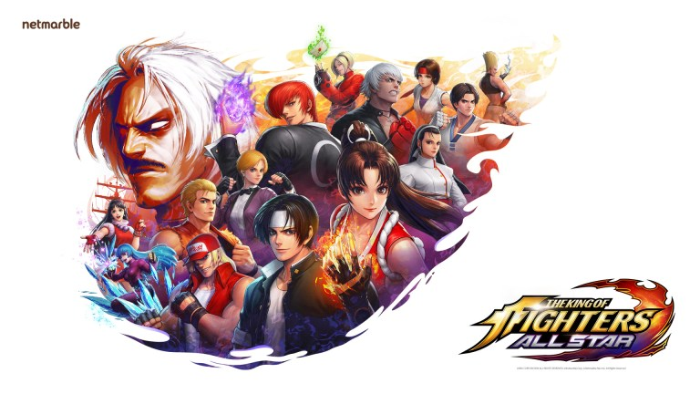 [KOF ALLSTAR] Telah Rilis Global Beat'em Up The King of Fighters ALLSTAR