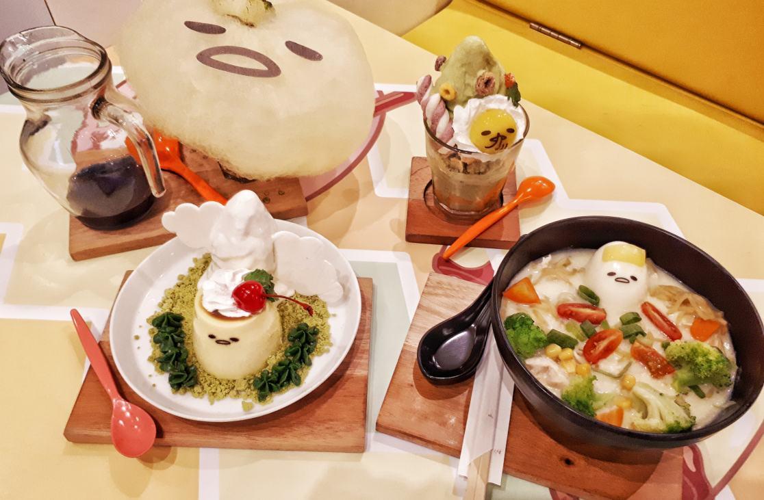 5 Cafe Unik Dengan Konsep Karakter Jepang Yang Ada Di Dunia feat