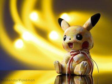 Lokakarya 100 Tahun Ciptakan Boneka Pikachu Dengan Kain Kimono Berkualitas Tinggi