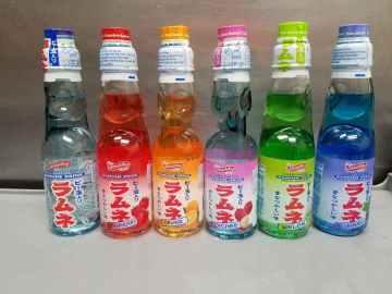 Ramune, Minuman Berkarbonasi Jepang Dengan Desain Yang Botol Unik