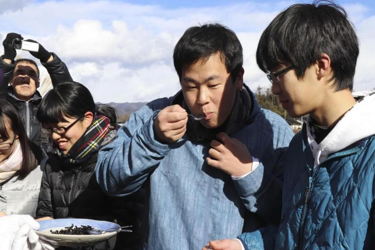 Fenomena Tradisi Makan Serangga Di Jepang Yang Hadir Sejak Jaman Edo