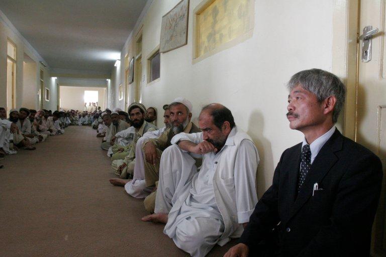 Seorang Dokter Asal Jepang Tewas Ketika Menjalankan Misi Kemanusiaan Dalam Konflik Afghanistan